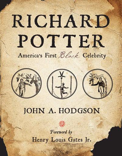 Richard Potter book